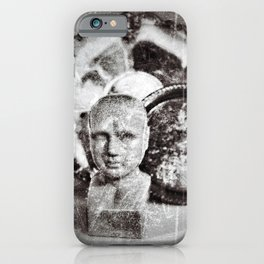 Bust Still Life iPhone Case