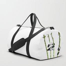 Panda Bamboo Madness Duffle Bag