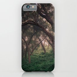 The Lost Forest iPhone Case