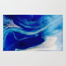Blue Inlet Rug