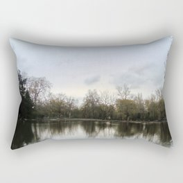 Nature, landscape and twilight 9 Rectangular Pillow