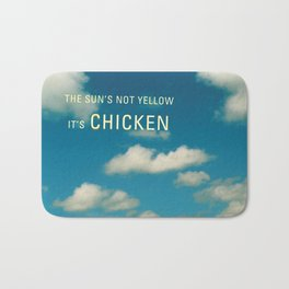 Chicken Bath Mat