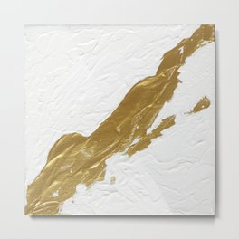 """""""Liquid Gold Day"""" from """"7 Days in Japan"""" Metal Print"""