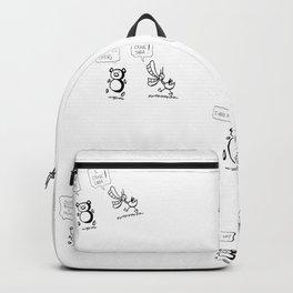 El Panda & Duck Amuck Parade Backpack