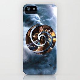 Narset the Airbender iPhone Case