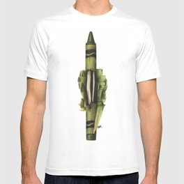 To The Core: Green T-shirt