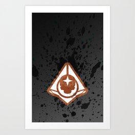 Halo - Fireteam Osiris Art Print