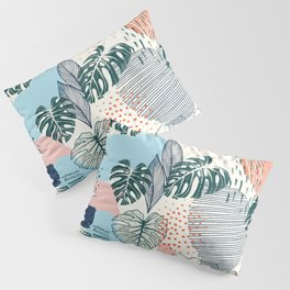 Issa Tropical Pillow Sham