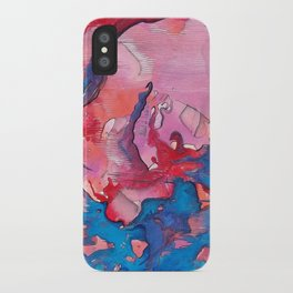 Spreading Joy iPhone Case