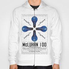 McLuhan 100  Hoody
