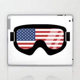 USA Goggles | Goggle Designs | DopeyArt Laptop & iPad Skin