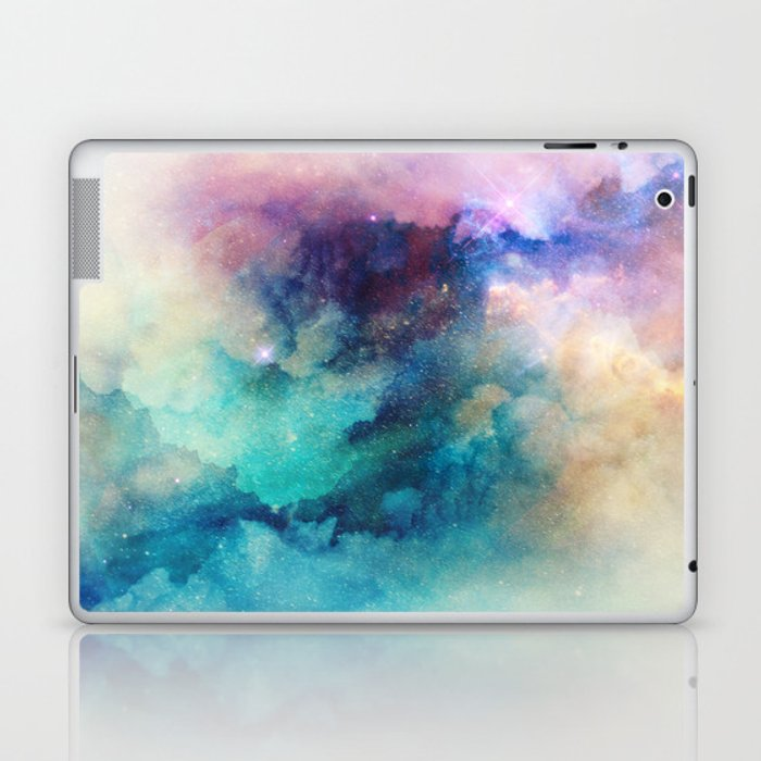 Dreaming by Nature Magick Laptop & iPad Skin