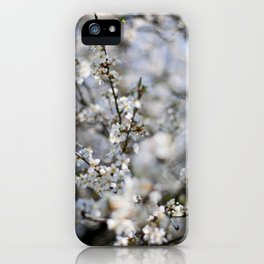 april's hawthorne iPhone Case