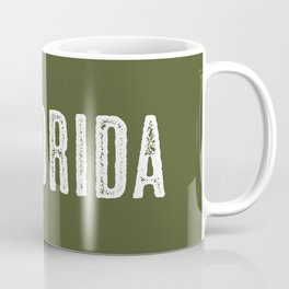 Deer: Florida Coffee Mug
