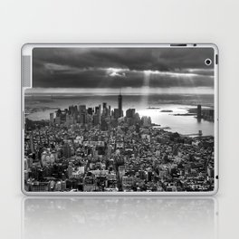 City of dreams Laptop & iPad Skin