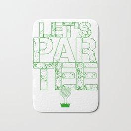 Let's Partee Bath Mat