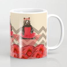 the bear who wanted to become a dancer Mug