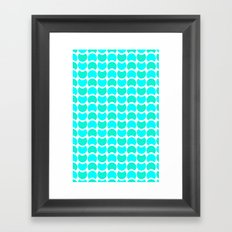 HobNob Sea Large Framed Art Print