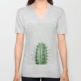 Cactus Plant Unisex V-Neck