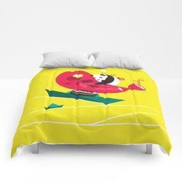 Quiet Boat Comforters