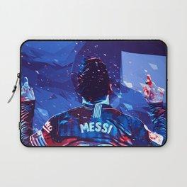 Lionelmessi footballer Laptop Sleeve