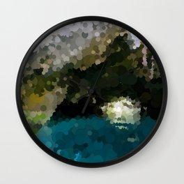 Landscape 10.01 Wall Clock