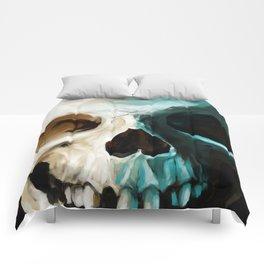 Skull 14 Comforters
