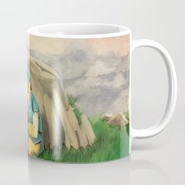Sidetracked Coffee Mug