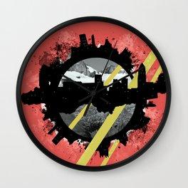 The Event Horizon Wall Clock