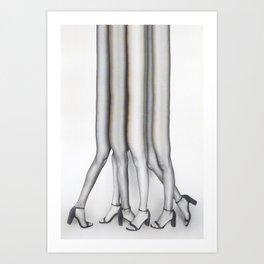Bazaar #15 Art Print