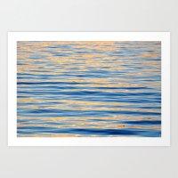 monet Art Prints featuring Monet Memories by Teresa Chipperfield Studios