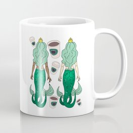 Star Butts Mermaids Coffee Coffee Mug