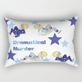 Virus and Trip ( Dramatical Murder) Rectangular Pillow