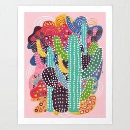 Summer Heat Art Print