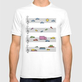 Life In Tune T-shirt