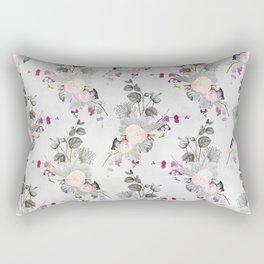 Rose Blush Rectangular Pillow
