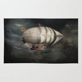 The Airship Ophelia Rug