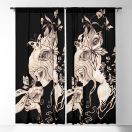 Alice Dreaming Blackout Curtain