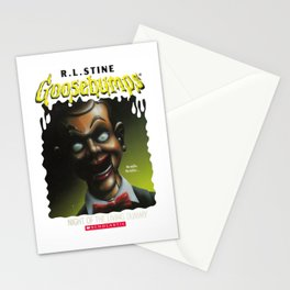 Goosebumps - Night of The Living Dummy Stationery Cards