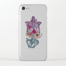 La Vita Nuova (The New Life) Clear iPhone Case