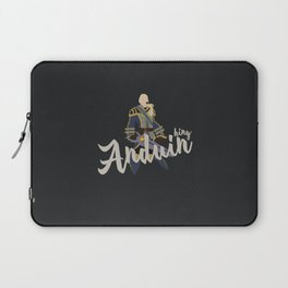 PEOPLE of AZEROTH: Anduin Laptop Sleeve