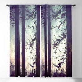 Fantastic Forest - Nature Photography Blackout Curtain