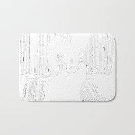 technics 1 Bath Mat