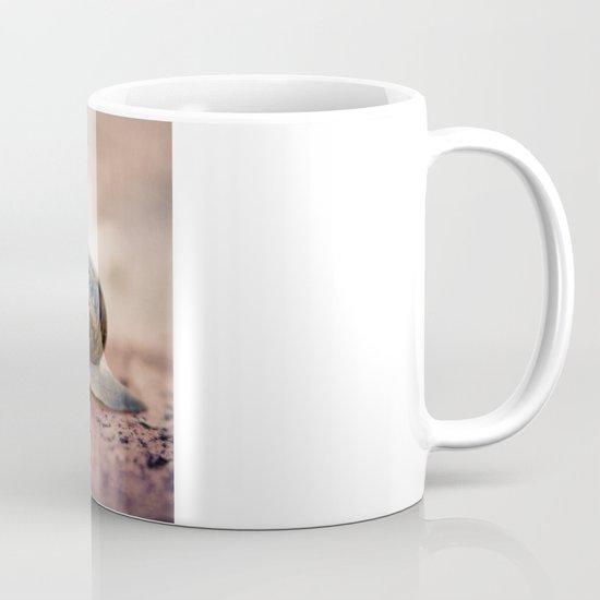 Slowly, but Surely... Mug