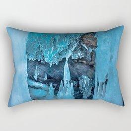 The Ice Palace Rectangular Pillow