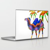 camel Laptop & iPad Skins featuring Camel by haroulita