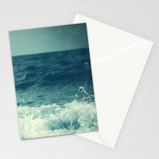 The Sea II. (Sea Monster) Stationery Cards