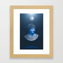 Gaea Framed Art Print