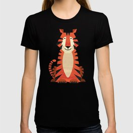 Whimsy Tiger T-shirt