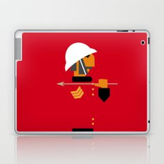 The man who would be king Laptop & iPad Skin